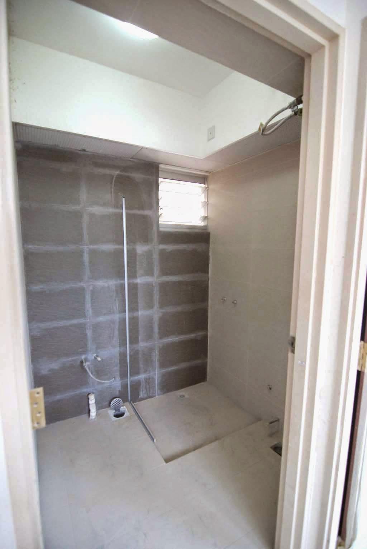 Butterpaperstudio Reno Hollandd Bathroom Floor Tiles In