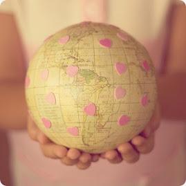 Quem te disse que você não pode mudar esse mundo? Deixá-lo mais doce, afetuoso, vivo!