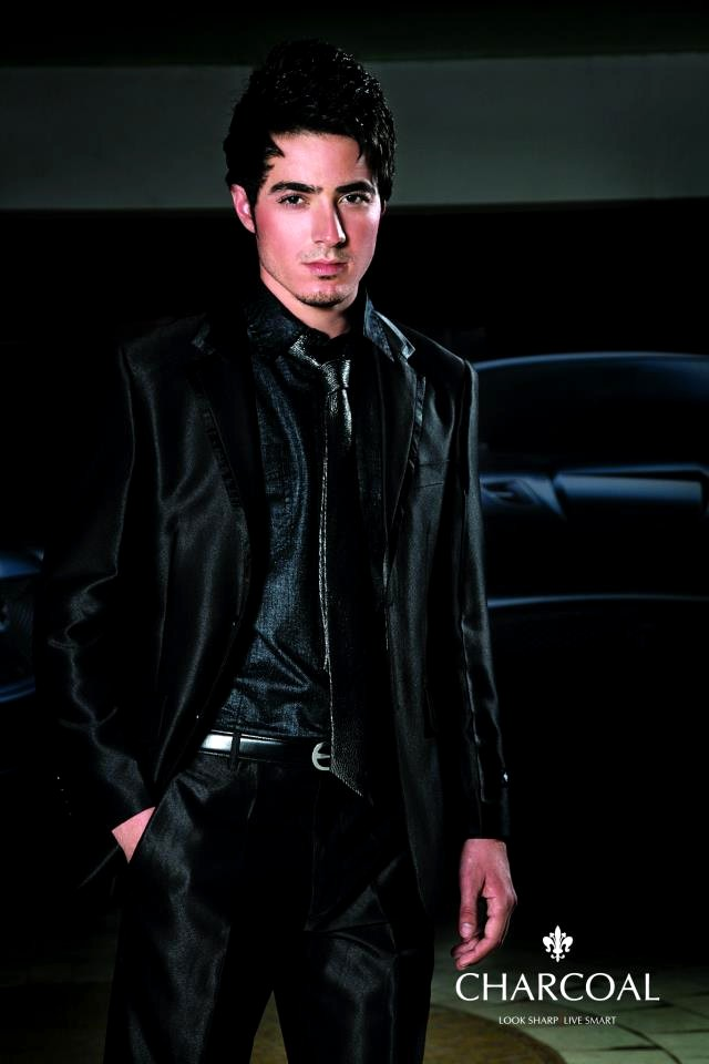Latest Autumn/Winter Collection 2012 For Menu0026#39;s By Charcoal | Formal And Semi Formal Suits For ...