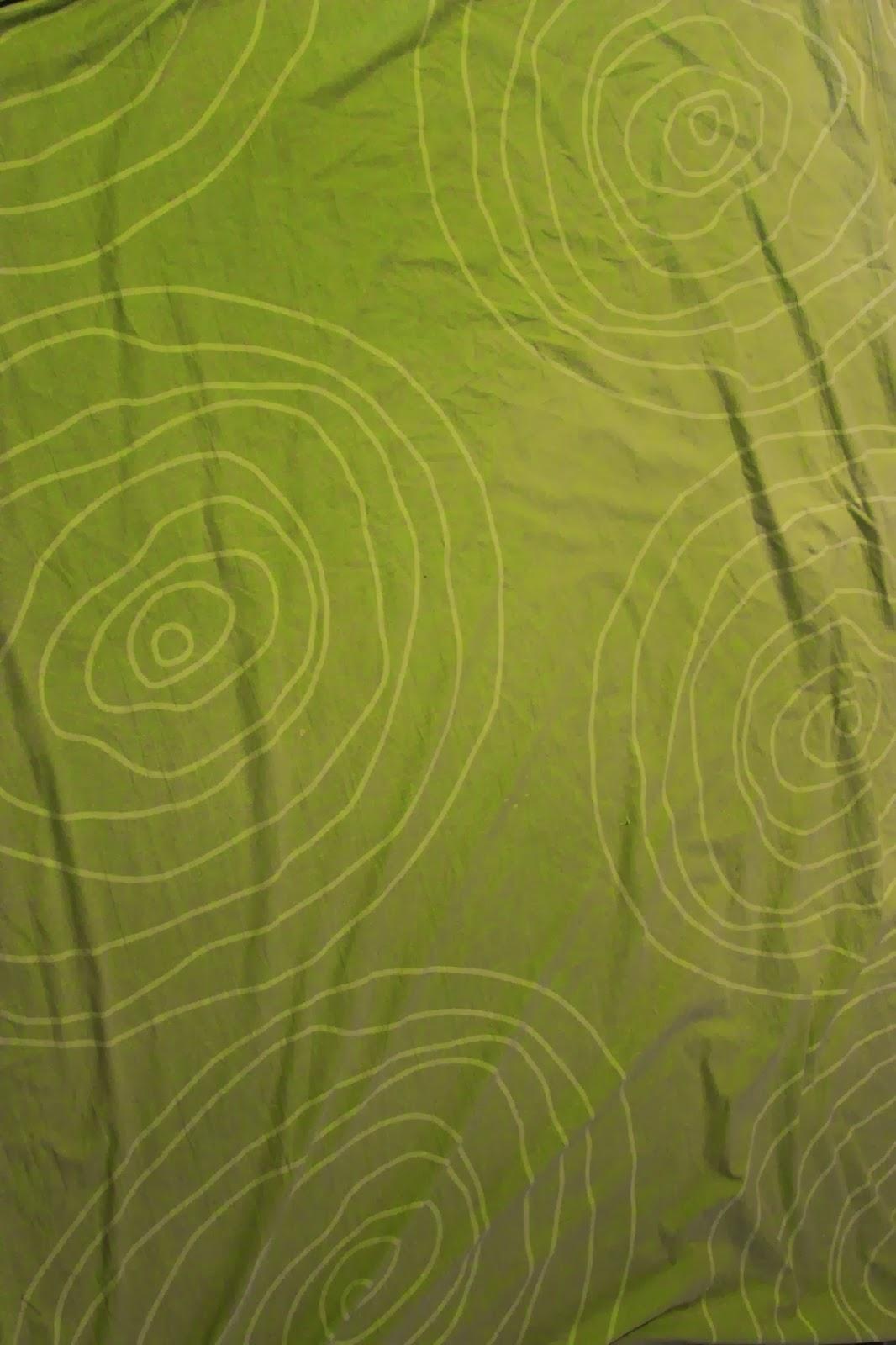Tekstiilien värjäys