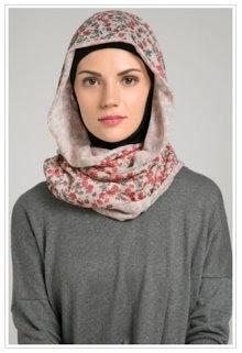 Aneka Model Hijab Modern Untuk Kuliah Terpopuler