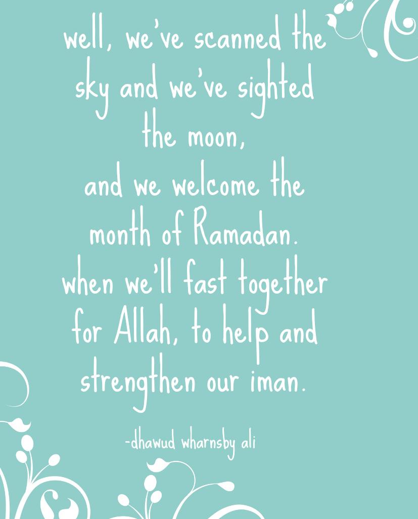 un domesticated dabbler free ramadan printables
