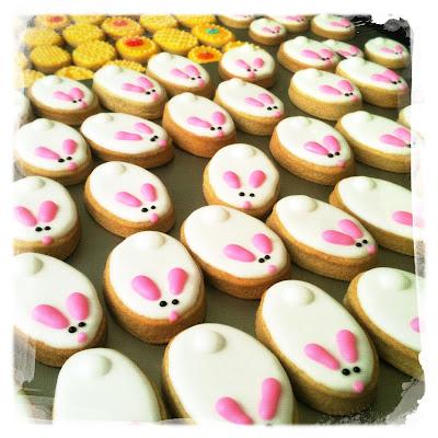 paashaas koekjes easter bunny cookies easterbunny