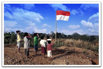 merah, putih, merah putih, bendera, NU, santri, nasionalisme, pendidikan, berita, upacara bendera