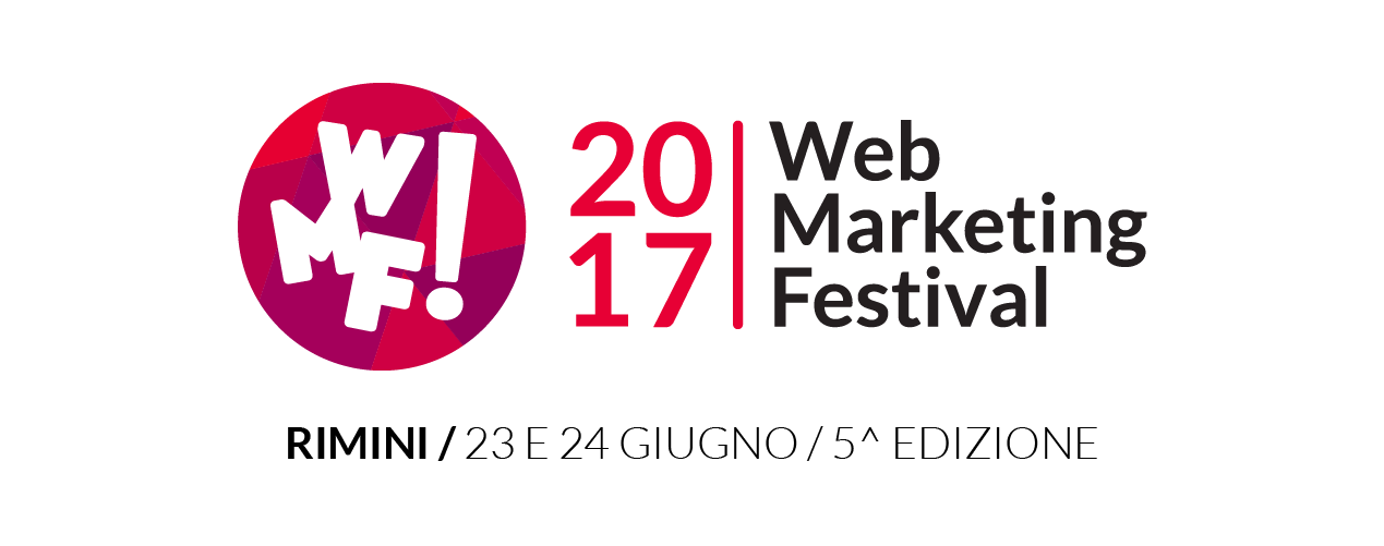 Sarò Media Partner di #WMF17