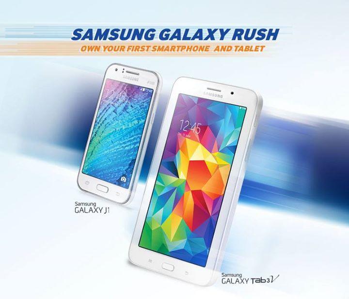 Samsung Galaxy Rush Promo