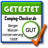 Camping-Checker Testsiegel
