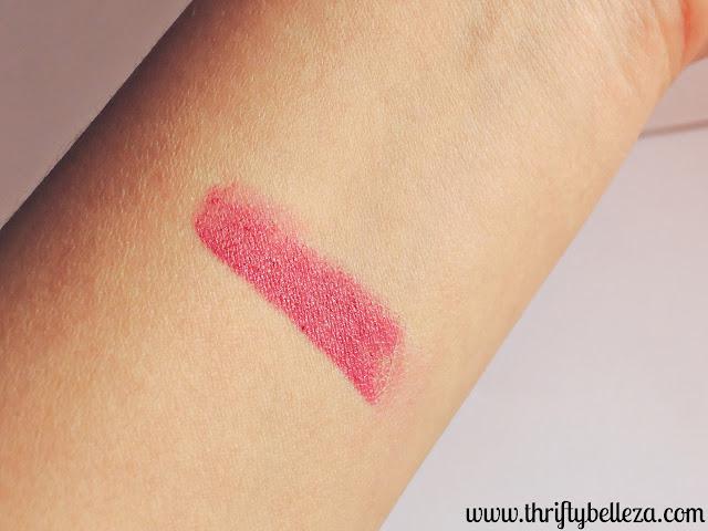 Milani Lipstick Swatch