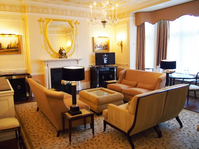 The Connaught Suite