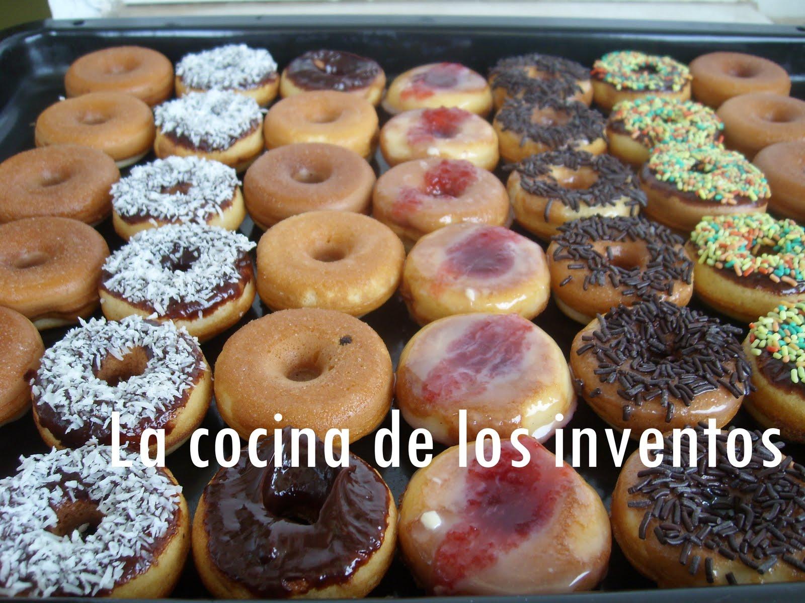 La cocina de los inventos mini donuts berlinera lidl for Cocina lidl madera