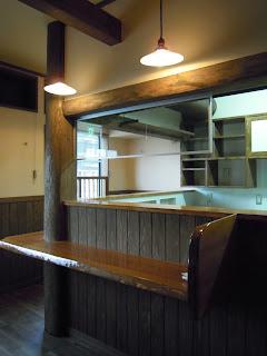 「きんさいや(喜運祭屋)」さん 店舗設計 浜松建設 島根県