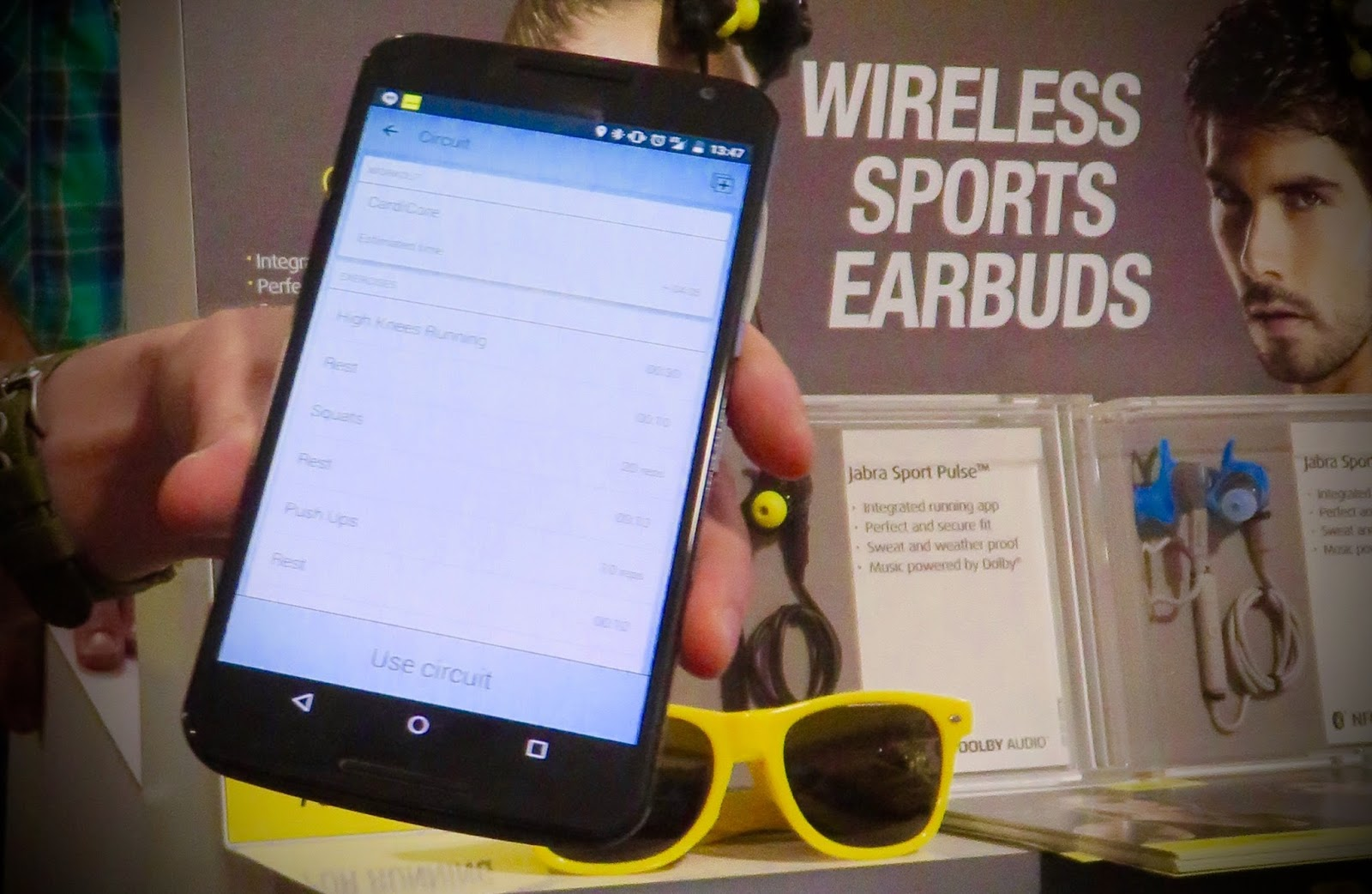 LYRA MAG.: Electronic Wearables-New From Jabra Sport Coach™
