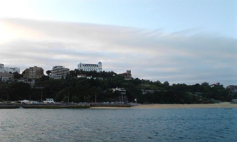 Edificio Hotel Real en Santander