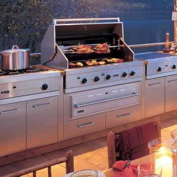 Socal appliances repair viking bbq repair service for Viking outdoor kitchen designs