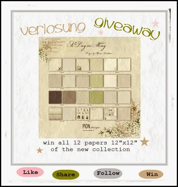 Giveaway by Cards & More ShopBlog