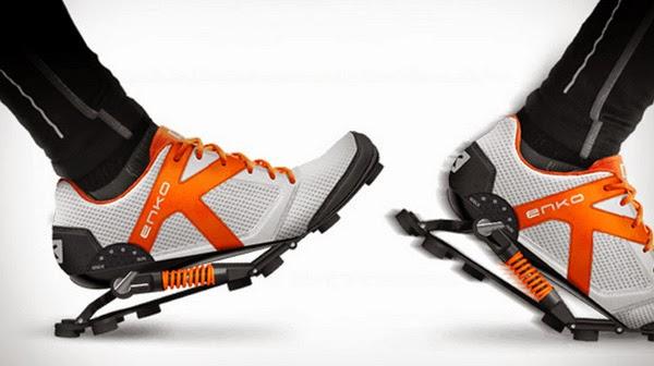 """""""ENKO"""" Sepatu Joging Panambah Energi"""