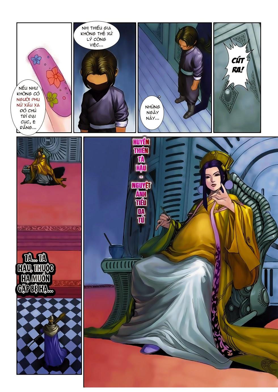 Thần Binh Tiền Truyện 4 - Huyền Thiên Tà Đế chap 14 - Trang 4