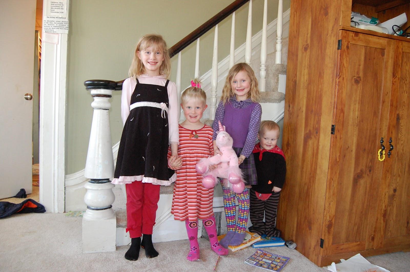 Five Sisters Dresses