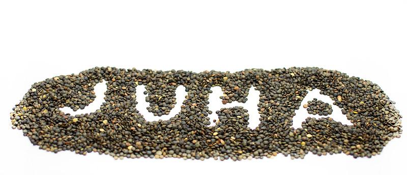 Zelena leča / Green lentils