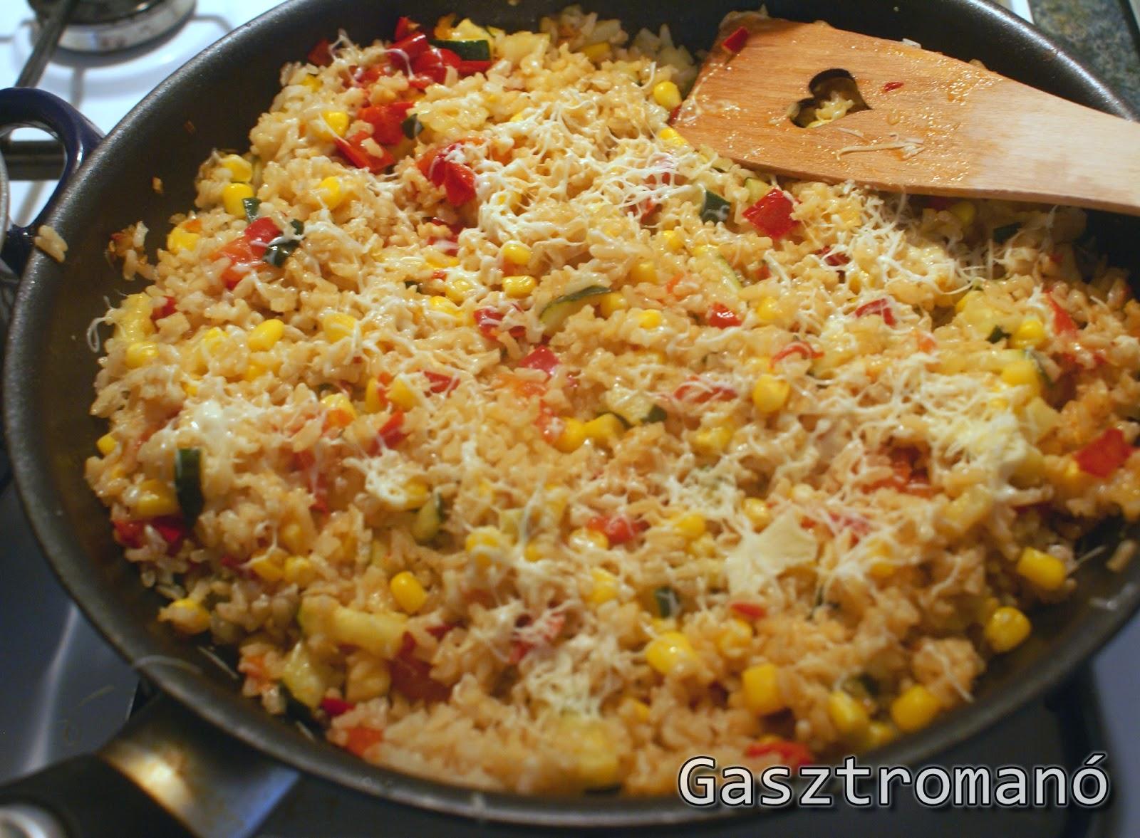 Mexikói rizs