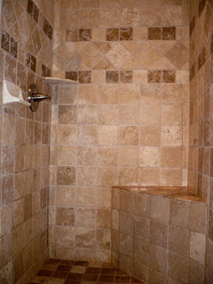 Arizona stone how to clean natural stone shower walls for How to clean a marble shower