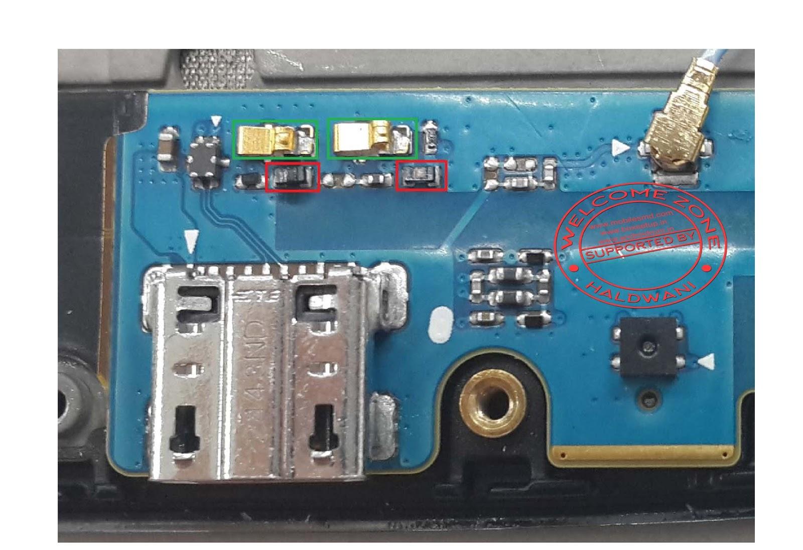 Samsung Galaxy S4 I9500 Ringer Speaker Part Not Working Solution