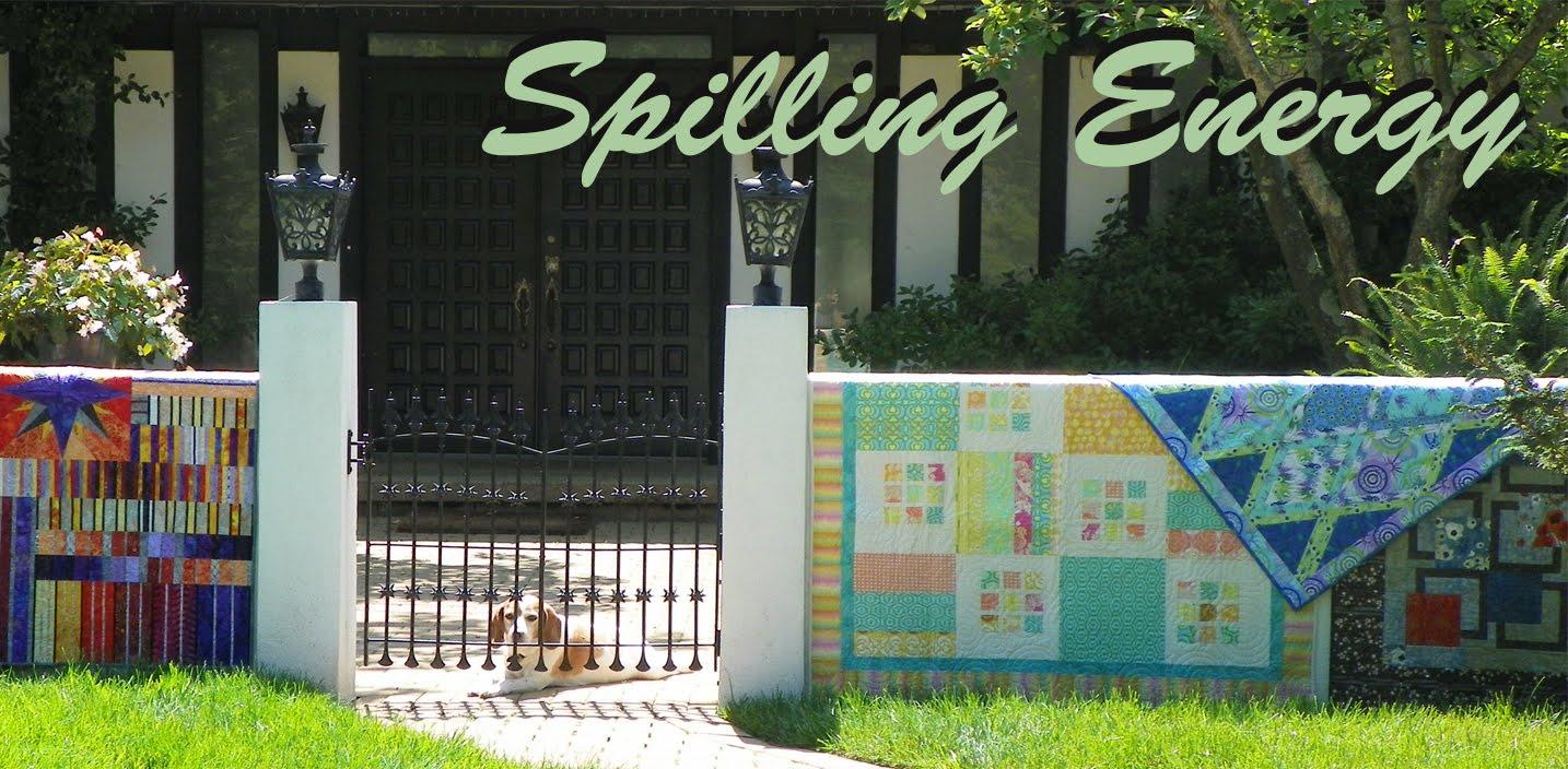 spilling energy...