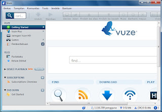 Vuze 4.6 Download Manajer Alternatif