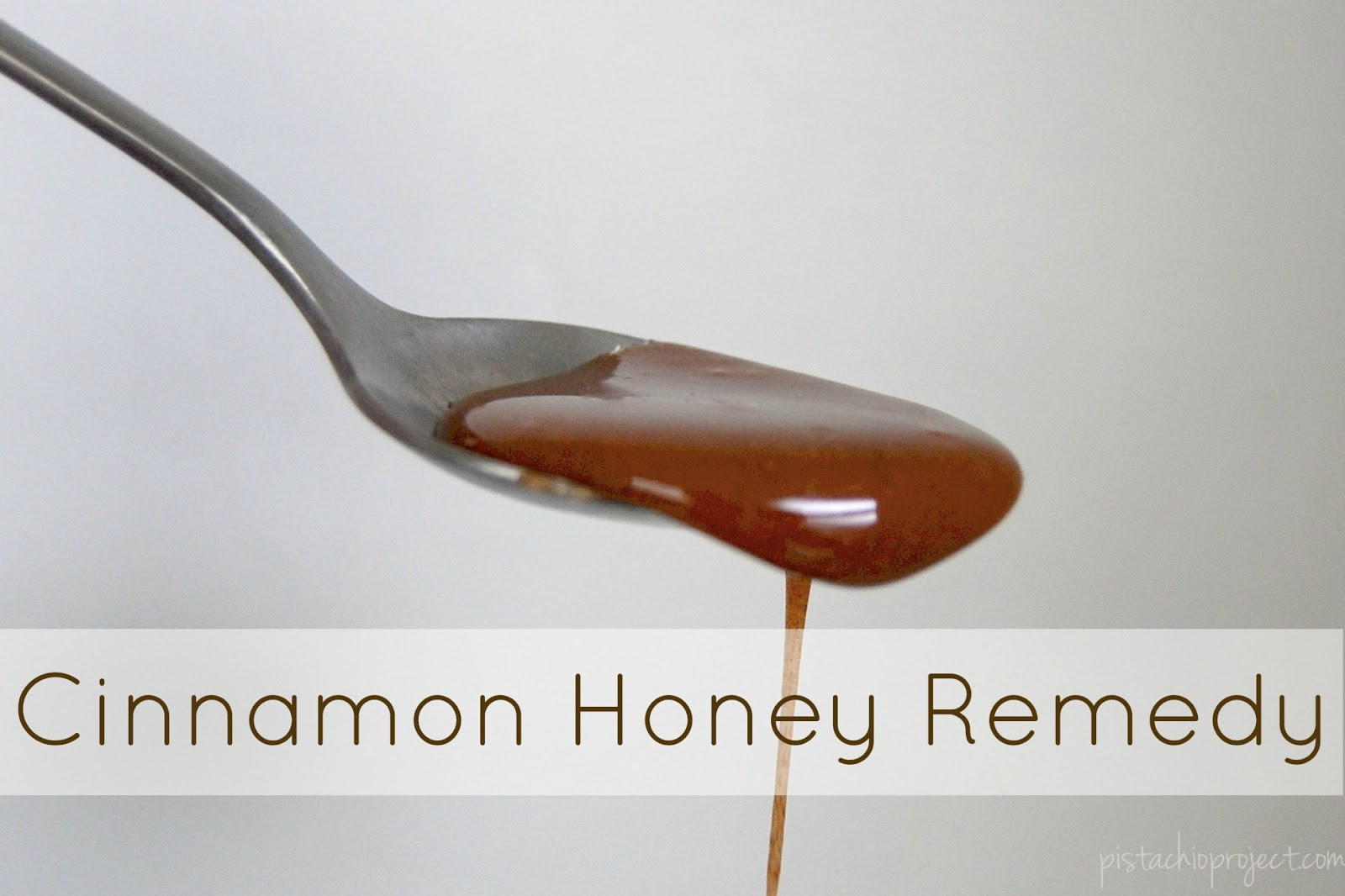 Cinnamon Honey Remedy
