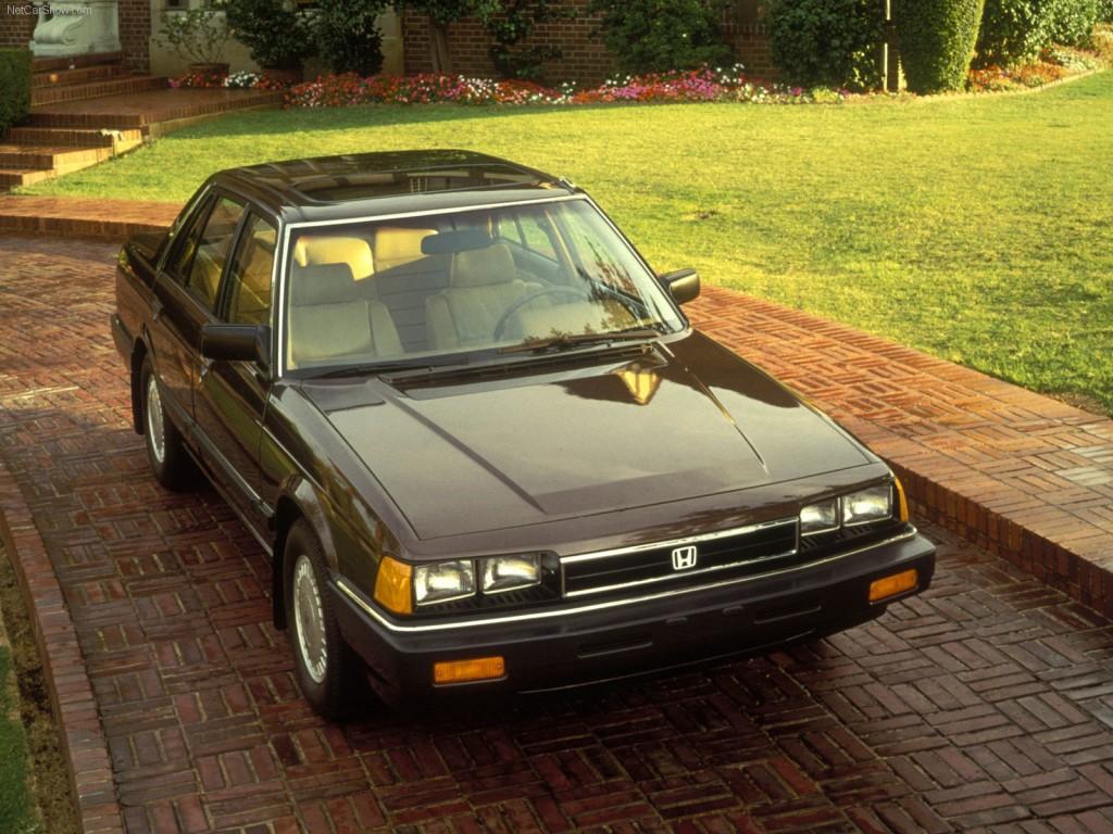 Honda 91 honda accord lx : AutoSleek: