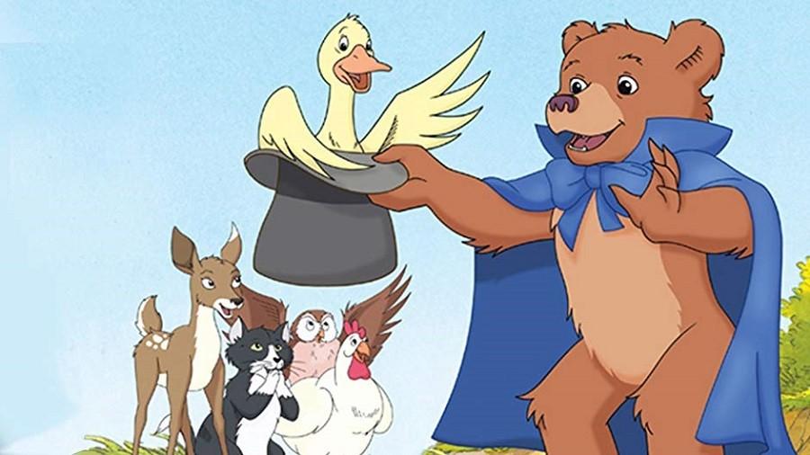 O Pequeno Urso 1995 Desenho 480p HD WEB-DL completo Torrent