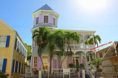 The home of Robert of the Doll, Key West