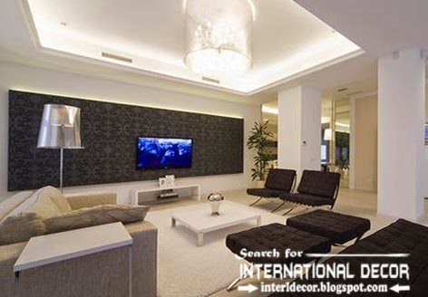 plasterboard ceiling, false ceiling designs for living room ceiling backlight