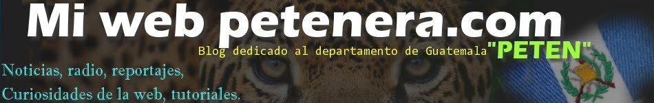 Mi Web Petenera