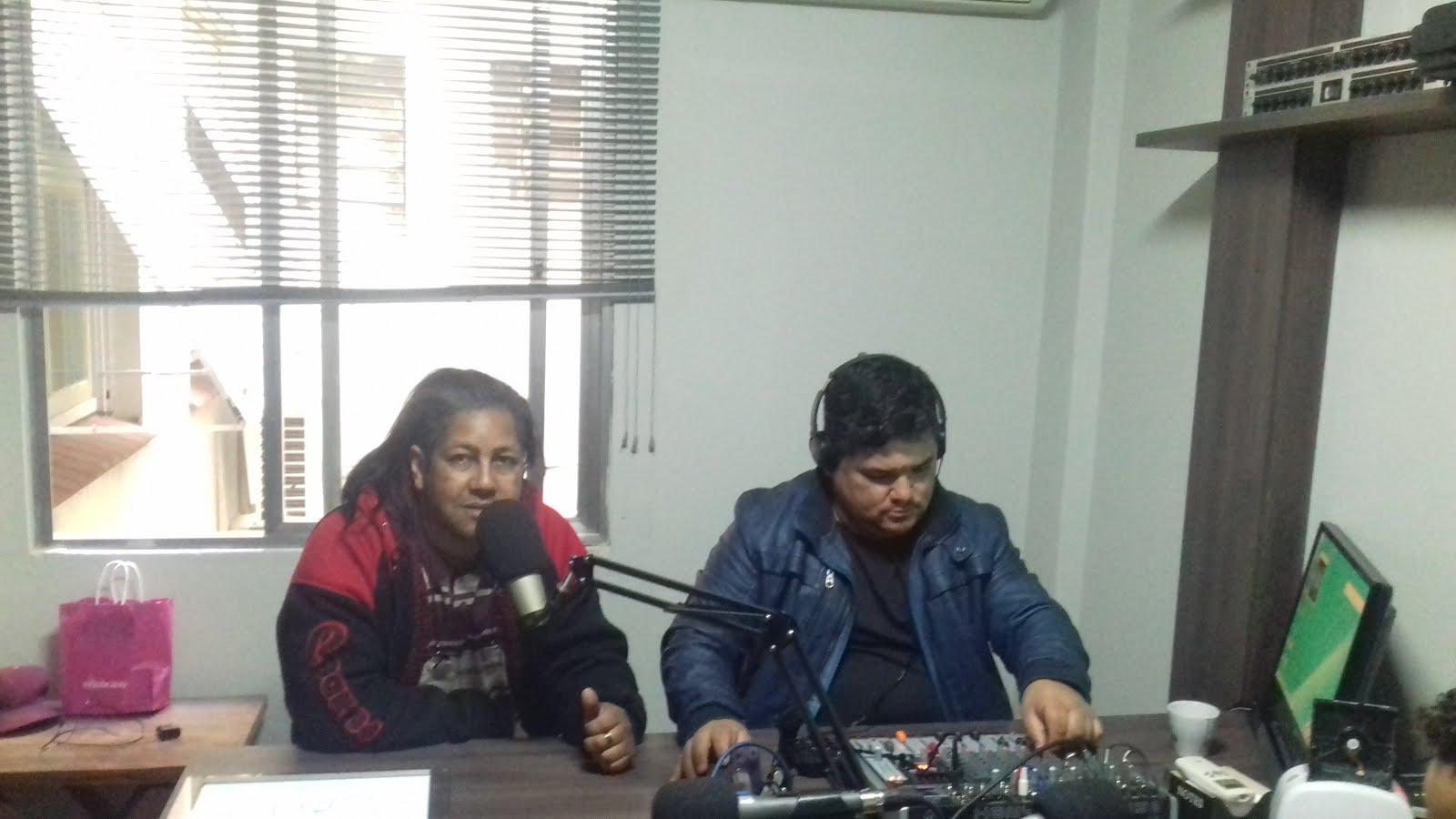 Paulo Furtado na Rádio WNews