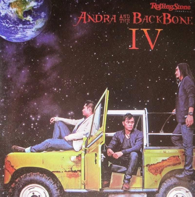 Andra and The Backbone Album : IV