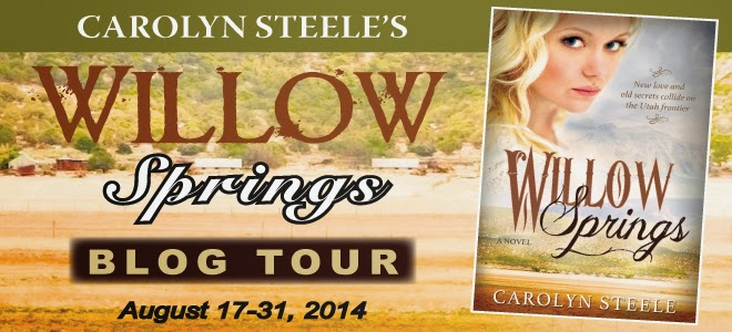 http://blog.cedarfort.com/blog-tour-willow-springs/