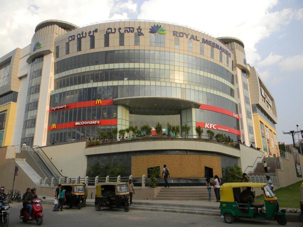 Bangalore shopping