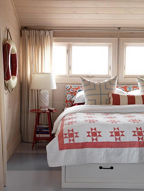 Seaside style sarah richardson for Sarah richardson bedroom designs