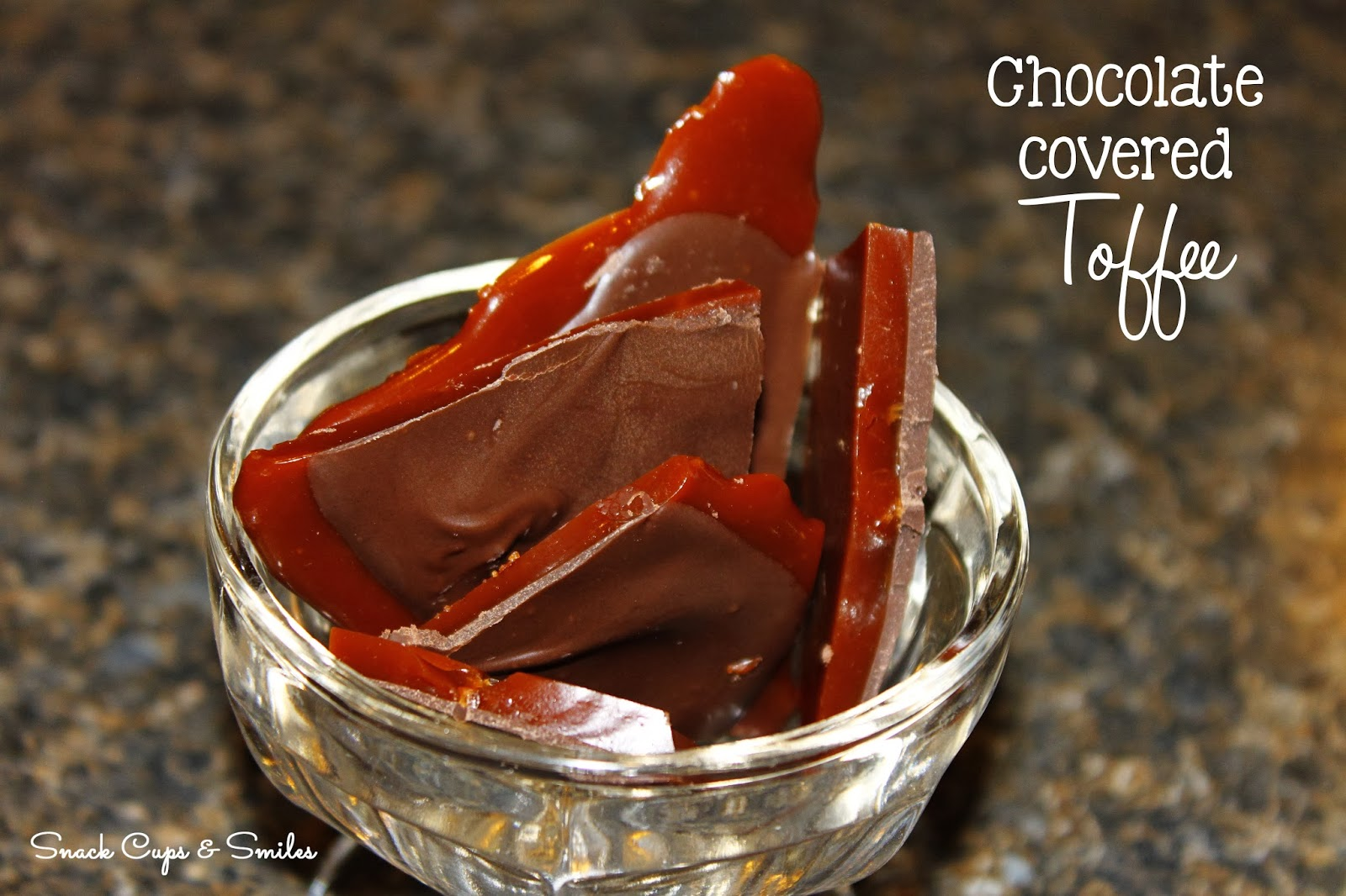 easy toffee #sweets #treats #caramels