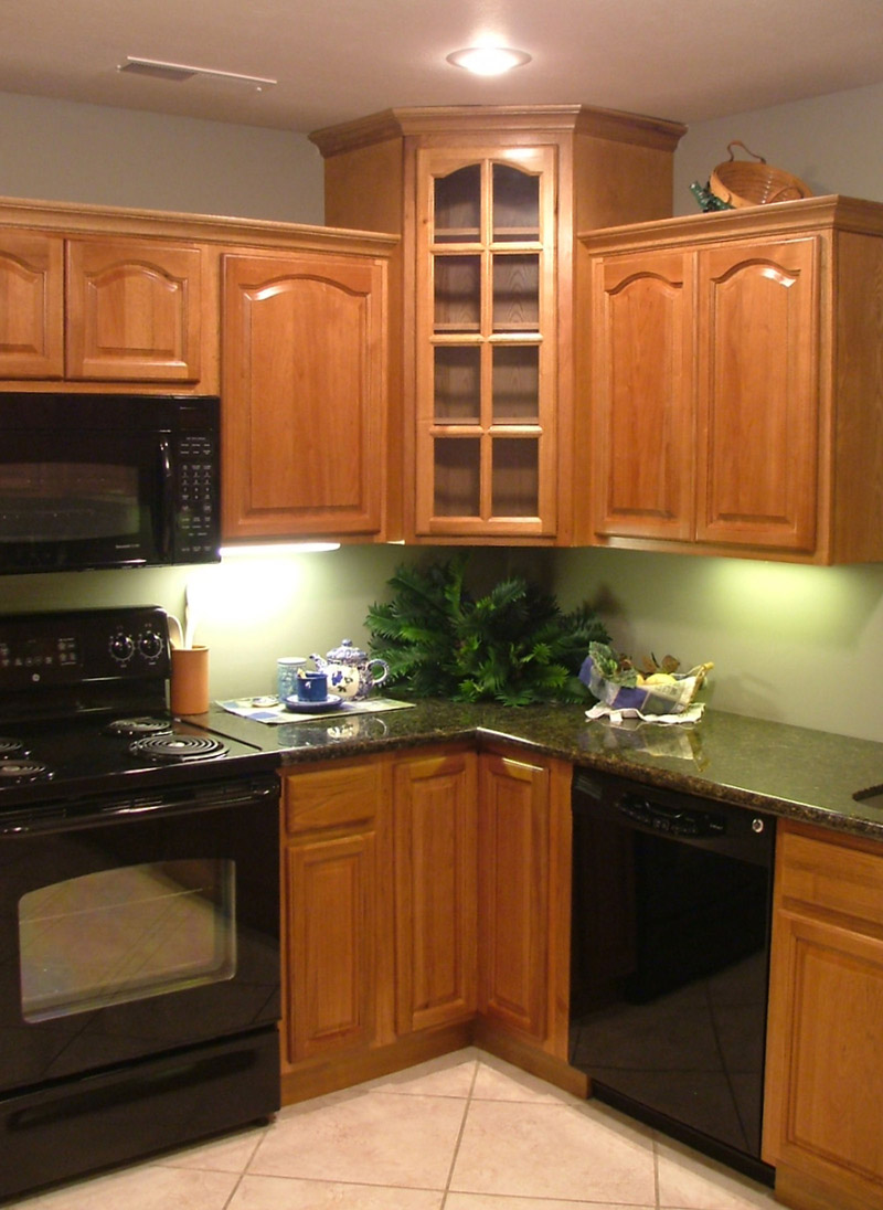 Kitchen and bath cabinets vanities home decor design ideas for Kitchen cabinets designs photos