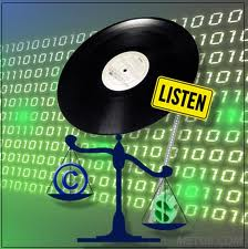 Digital Copyright graphic on Music 3.0 blog