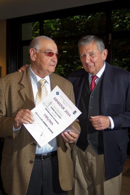 Daniel Villa y Benjamín García