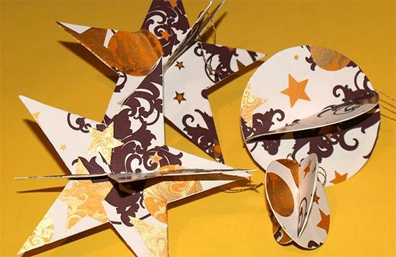 estrellas para el arbol