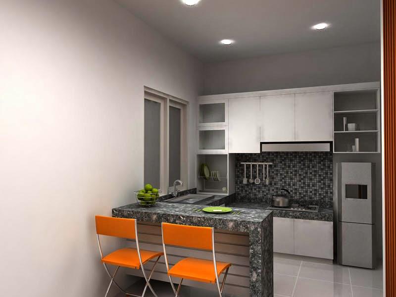 3 tips desain cantik interior dapur sehat dan nyaman