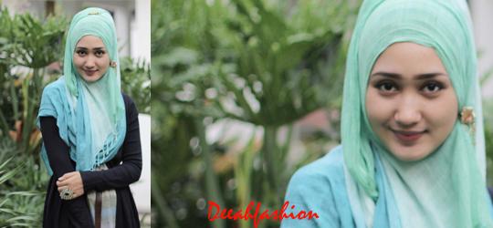 Jilbab Back to Nature Warna Alam