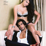Sonali Raut and Ranveer Singh   Hot Photoshoot for Maxim Magzine