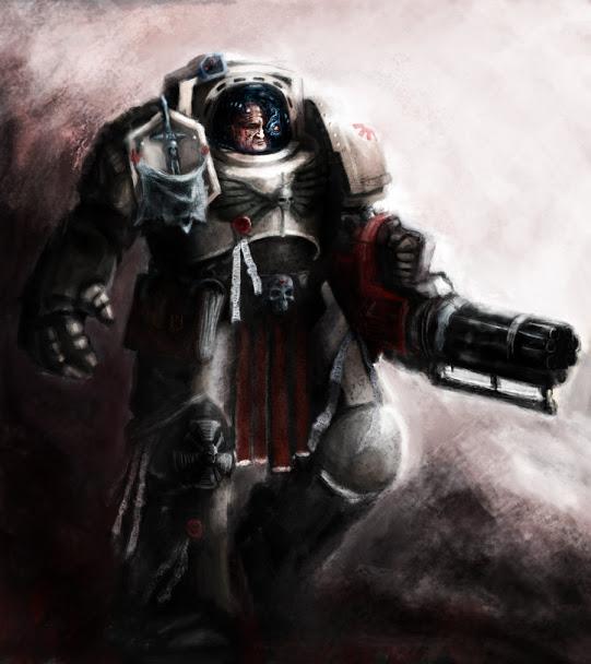 A Litte Dark Angels Information: Terminators and DW Knights