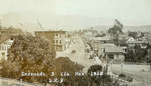 ENSENADA ANTIGUA