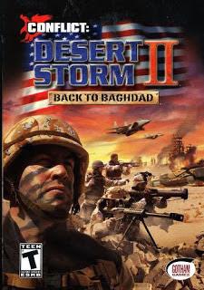 Game Conflic Desert Strom 2